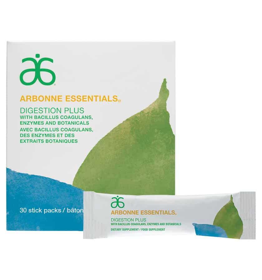 Arbonne Essentials Digestion Plus